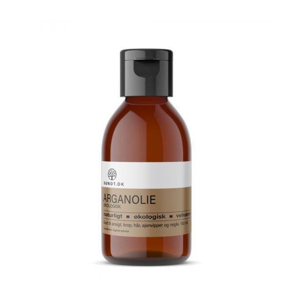 Arganolie økologisk basisolie 150 ml