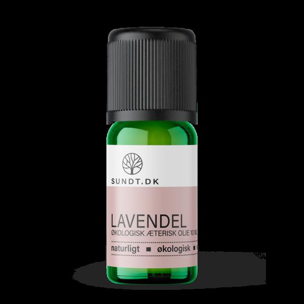 Lavendel økologisk æterisk olie