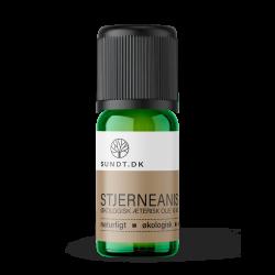 Stjerneanis økologisk æterisk olie