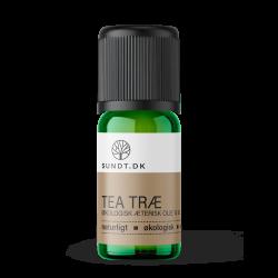 Tea tree økologisk æterisk olie